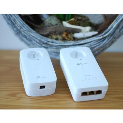 TP-Link TL-WPA8635P KIT: une combinaison de Wi-Fi et de CPL