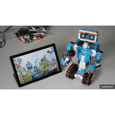 Lego Boost: la robotique ludique pour les plus jeunes