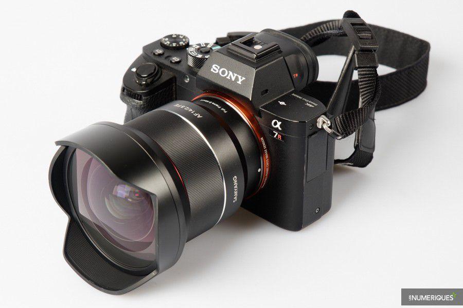 Samyang FE 14 mm f/2.8 ED AS IF UMC : monté sur un Sony A7
