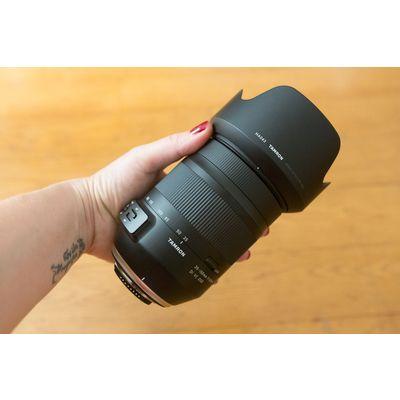 Tamron 35-150mm f/2.8-4 Di VC OSD: zoom polyvalent pour le portrait