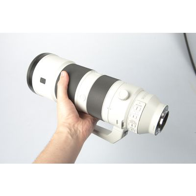 Objectif Sony FE 200-600mm f/5,6-6,3 G OSS : un excellent très long zoom