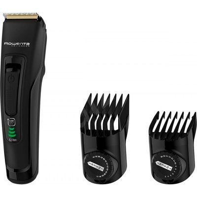 Rasoir-tondeuse Rowenta Advancer: barbe et cheveux coupés au poil
