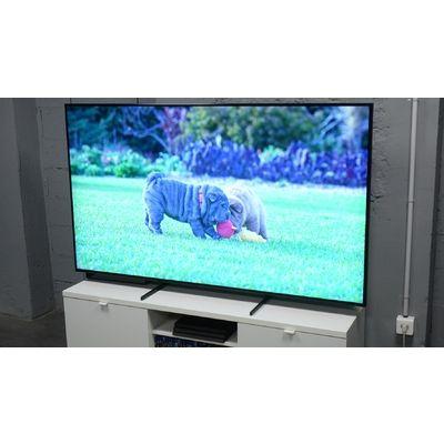 Samsung QE75Q950R : le téléviseur 8K de Samsung s'améliore