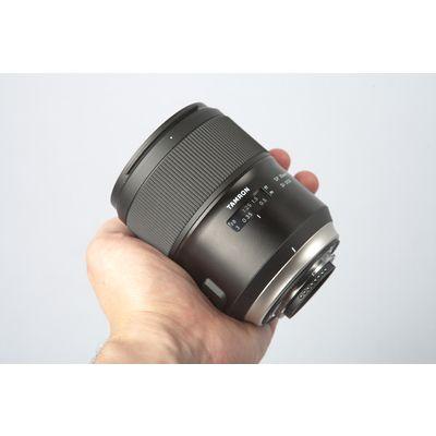 Tamron SP 35 mm f/1,4 Di USD : une belle prestation optique