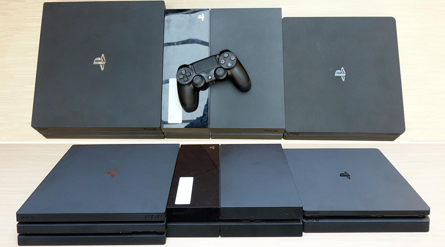 Sony Playstation 4 Pro Test Complet Console De Jeu