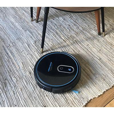 Eziclean Sweeper Connect : un robot hybride qui aspire et qui lave