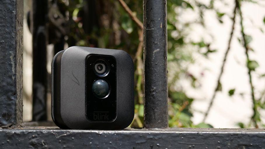 Caméra de vidéosurveillance Blink XT : la version extérieure de la Blink Indoor
