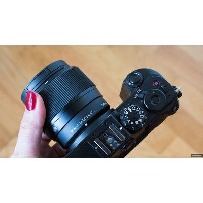 Sigma 56 mm f/1,4 DC DN Contemporary : de belles performances à prix doux