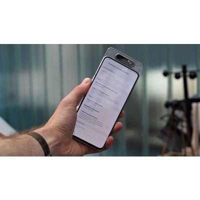 Samsung Galaxy A80 : un module photo périscopique intrigant