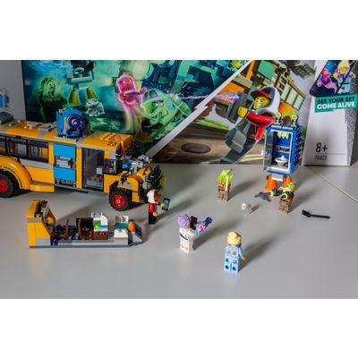 Lego Hidden Side : de la réalité