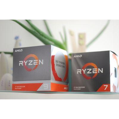AMD Ryzen 9 3900X : un CPU haut de gamme sans reproches