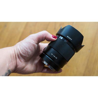 Objectif Sony FE 35mm f/1.8: un très bon choix pour les hybrides Sony 24x36