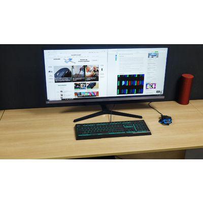 Samsung S34J550WQU : l'écran panoramique 34 pouces UWQHD le plus abordable du marché