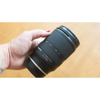 Objectif Tamron 17-28mm f/2,8 Di III RXD: une réussite