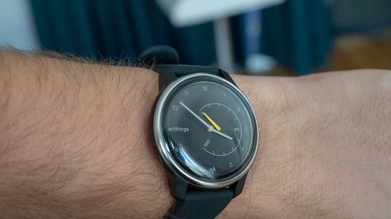 Withings Move ECG : L'électrocardiogramme au poignet