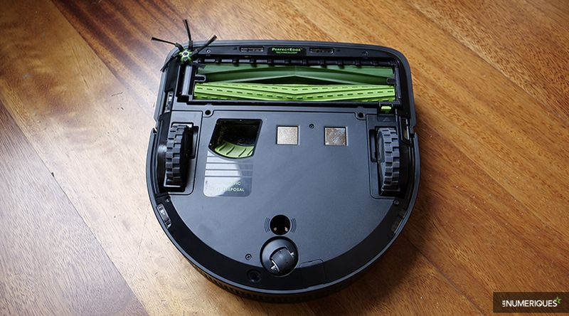 Test Aspirateur robot Roomba s9+ : quand iRobot s'inspire de