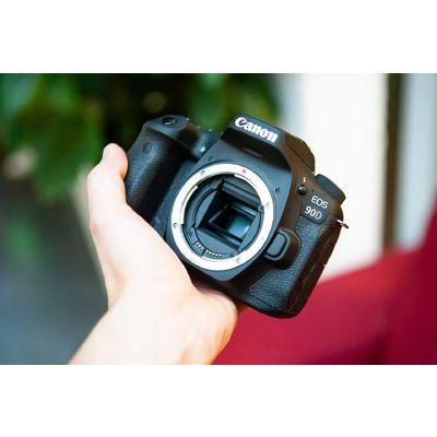 Canon EOS 90D : un reflex conservateur, mais très efficace