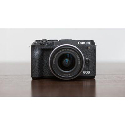 Canon EOS M6 Mark II: un hybride à très haute définition