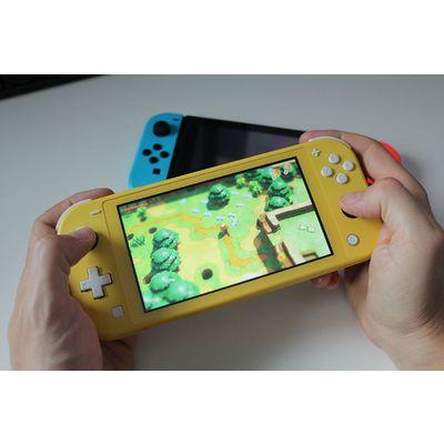 Nintendo Switch Lite : la meilleure console portable n'est pas sans défauts