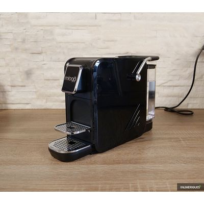 Cafetière Boulanger Miogo Mec : elle se la joue façon Nespresso