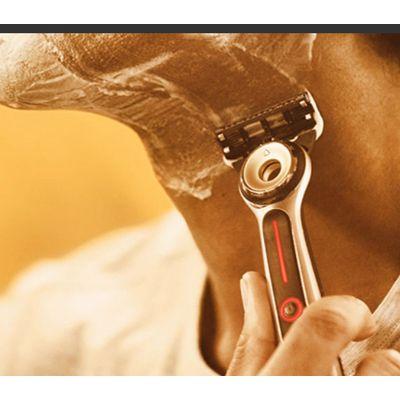 Gillette Rasoir Chauffant : ça chauffe pour la barbe