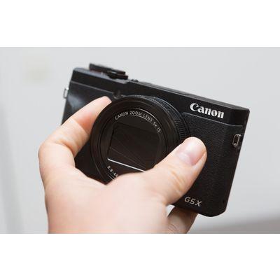 Canon PowerShot G5 X Mark II: compacité et efficacité