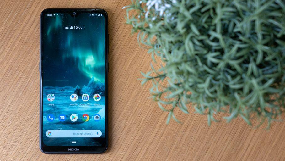 Nokia 7.2 : un bon rapport qualité/prix plombé par l'autonomie