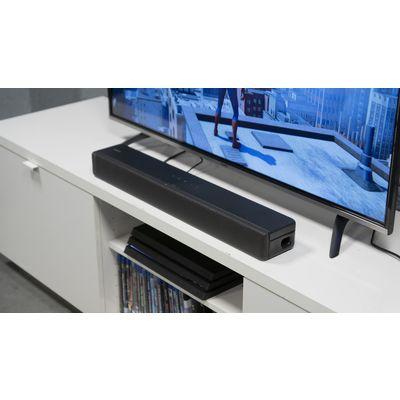 Sony HT-SF200 : une barre de son d'entrée de gamme très compacte et efficace
