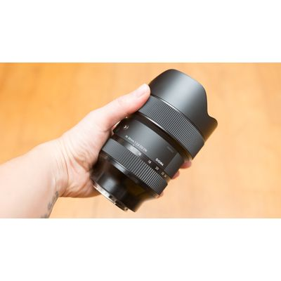 Objectif Sigma 14-24 mm f/2,8 DG DN Art: une version hybride qui hausse la qualité