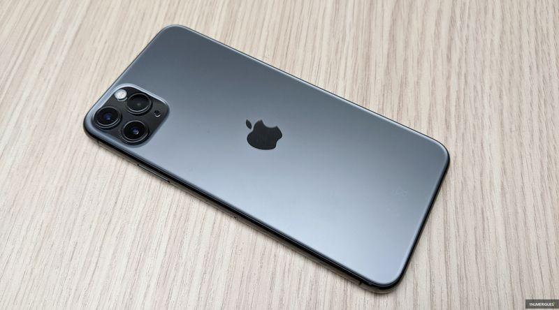 foto de Test Apple iPhone 11 Pro Max : notre avis, nos mesures au labo ...