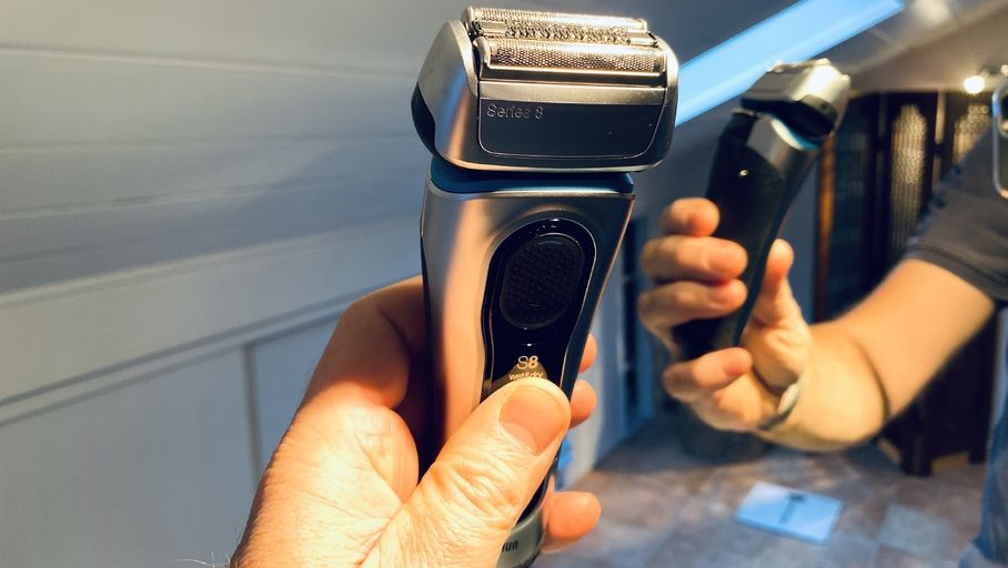 Braun Serie 8 8390cc : le rasage haute performance