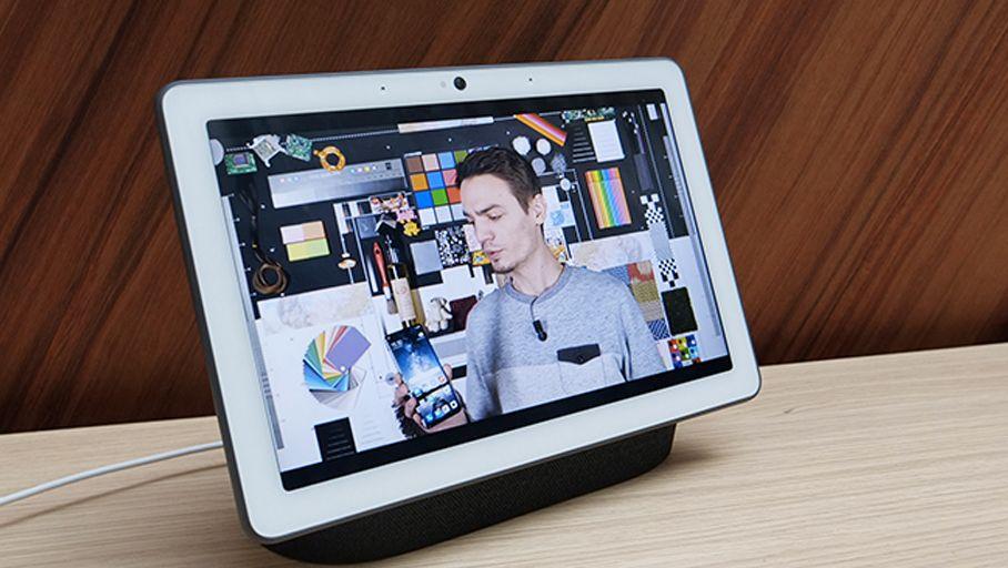 Nest Hub Max : le smart-display 10'' de Google avec reconnaissance faciale