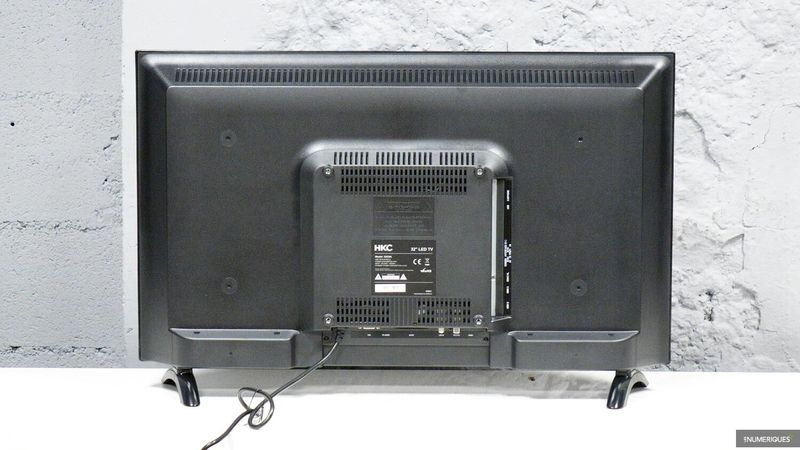 Test Hkc 32c9a Que Vaut Un Téléviseur 32 Pouces Hd Ready à 129 Les Numériques