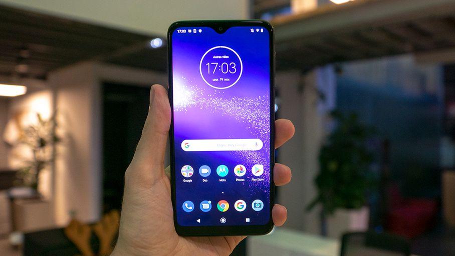 Smartphone Motorola One Macro : il n'a de macro que le nom