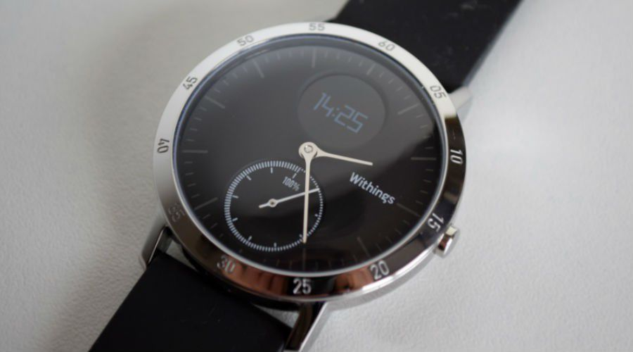 Test withings steelHR a
