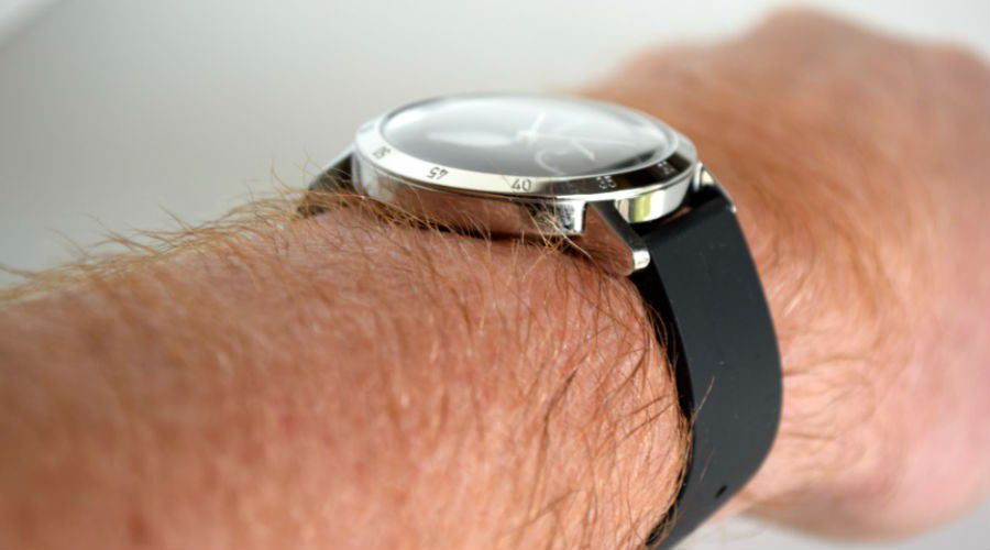 Test withings steelHR e