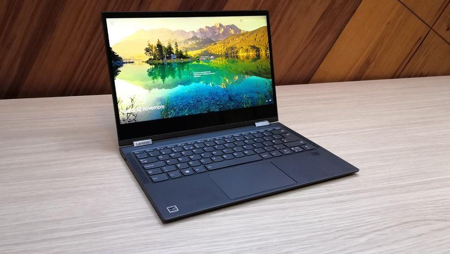 Portable Lenovo Yoga C630 WOS : quand Qualcomm tente de faire de l'ombre à Intel et AMD