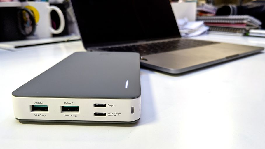Xtorm Power Bank Voyager 26000 : une batterie externe pour tout charger très rapidement