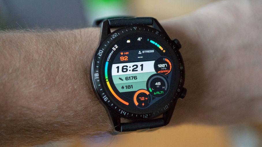Huawei Watch GT 2 46mm : une bonne montre gâchée par un OS brouillon