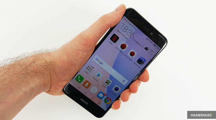 Huawei P8 Lite 2017 face
