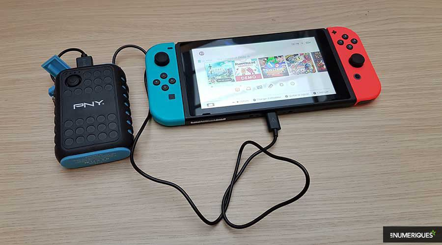 nintendo switch test complet console de jeu les num riques. Black Bedroom Furniture Sets. Home Design Ideas