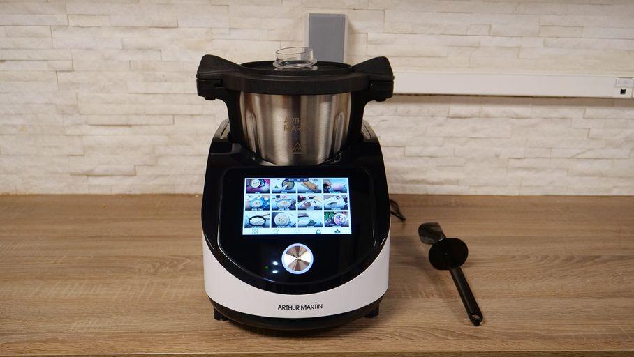 Digicook Arthur Martin : le robot-cuiseur Intermarché peut-il rivaliser avec le Monsieur Cuisine Connect de Lidl ?