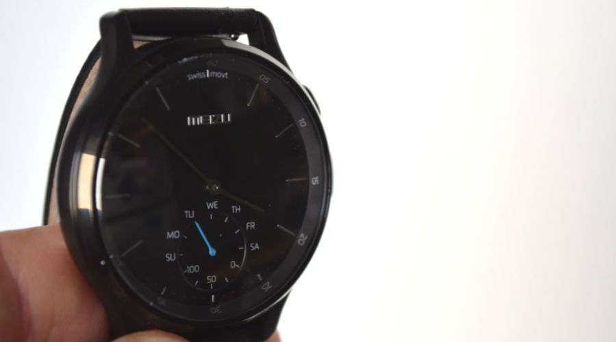 Test meizu watch b