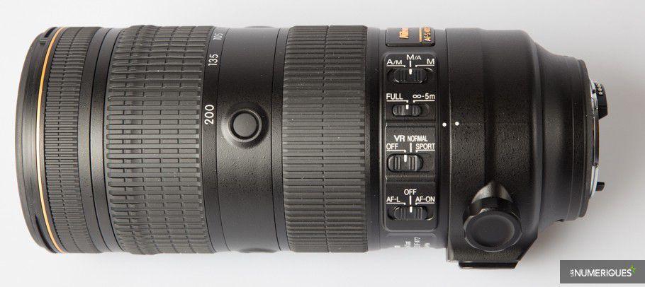 Nikon AF-S Nikkor 70-200 mm f/2,8 E FL ED VR