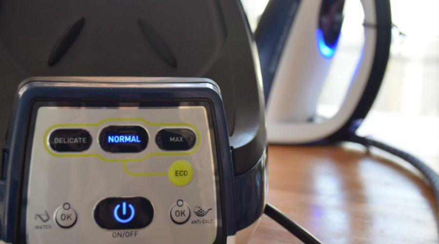 Test calor ExpressCareGV9060 d