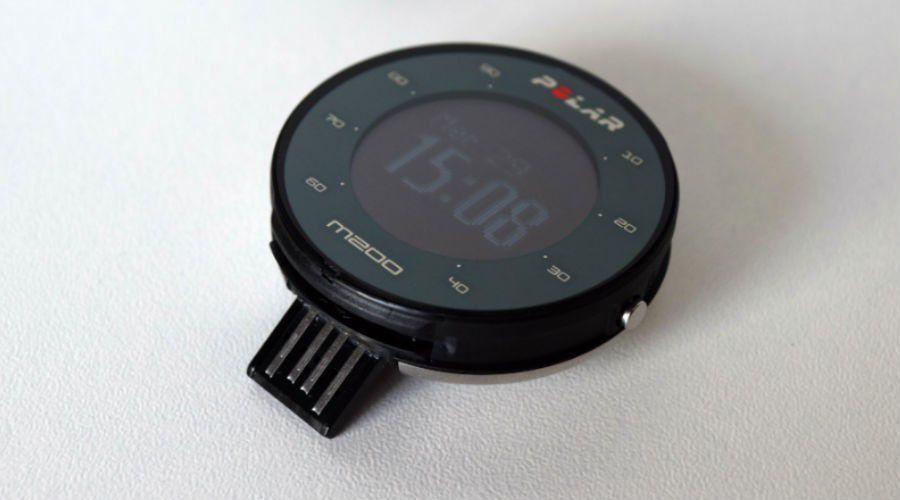 Test polar M200 b