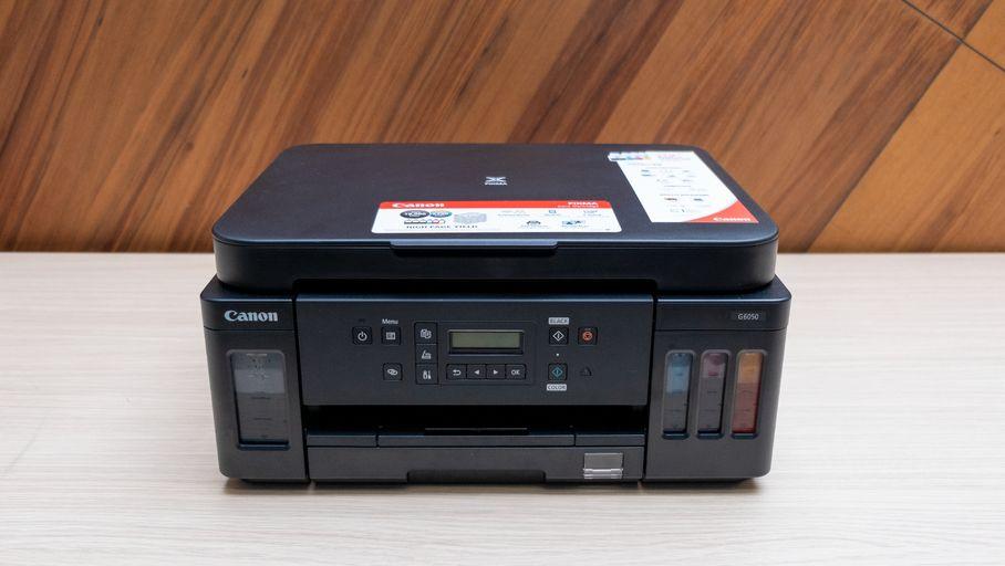 Canon Pixma MegaTank G6050 : une imprimante sans cartouche très économique à l'usage
