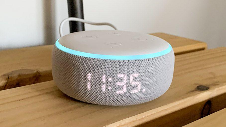 Amazon Echo Dot avec horloge : à l'heure d'une nouvelle déception