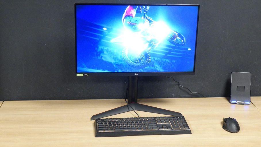 LG 27GL850 : un moniteur gamer 27 pouces Quad HD IPS 144 Hz G-Sync qui manque de contraste