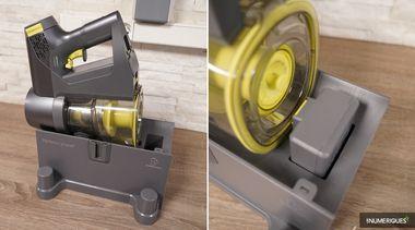 Test Beko VRT82821BV : un aspirateur balai plein d'astuces